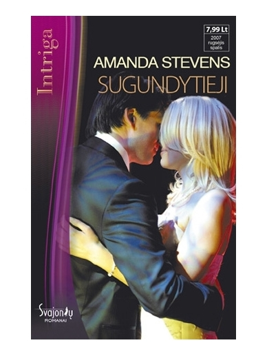 Amanda Stevens. Sugundytieji