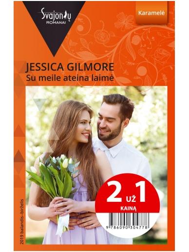 Jessica Gilmore. Su meile ateina laimė (2019 balandis-birželis)