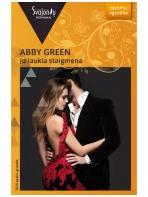 Abby Green. Jo laukia staigmena (2018 spalis–gruodis)