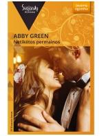 Abby Green. Netikėtos permainos (2018 sausis–kovas)
