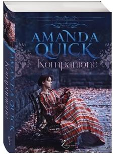 Amanda Quick. Kompanionė