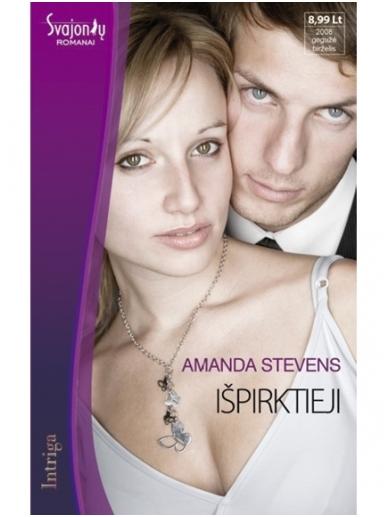 Amanda Stevens. Išpirktieji