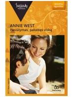 Annie West. Pasiūlymas, pakeitęs viską (2017 liepa–rugpjūtis)