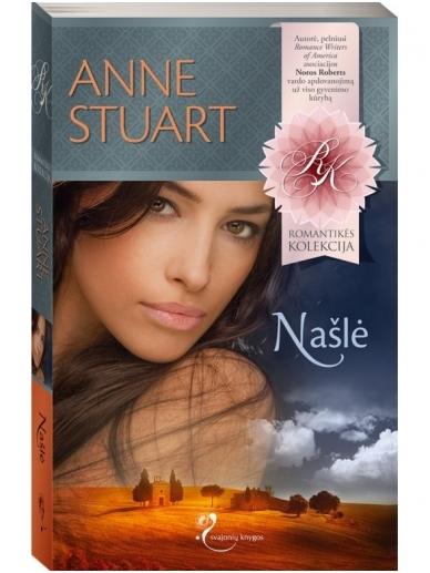 Anne Stuart. Našlė