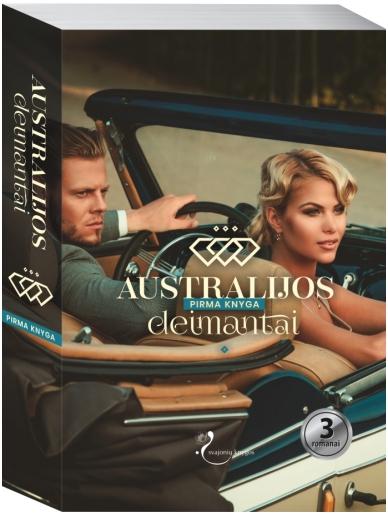 Australijos deimantai. Pirma knyga