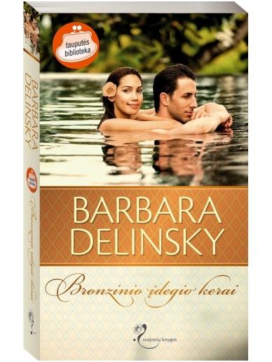 Barbara Delinsky. Bronzinio įdegio kerai