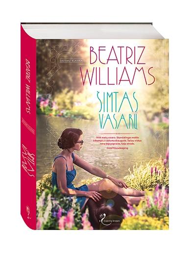 Beatriz Williams. Šimtas vasarų