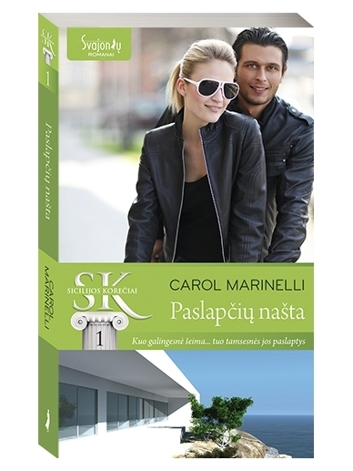Carol Marinelli. Paslapčių našta (1 knyga)