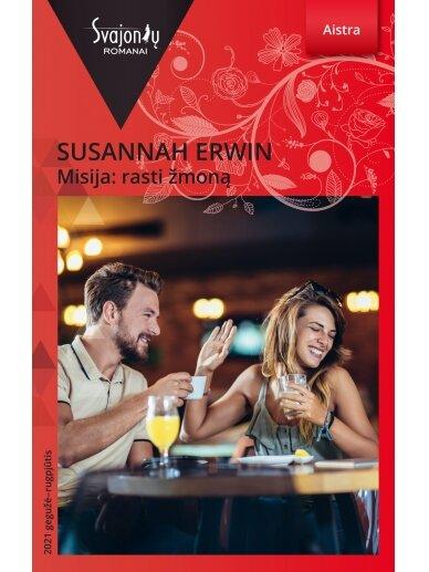 Susannah Erwin. Misija: rasti žmoną (2021 gegužė–rugpjūtis)