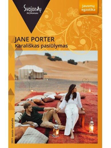 Jane Porter. Karališkas pasiūlymas (2021 sausis–balandis)