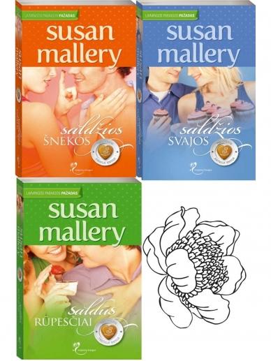 Susan Mallery. Trys seserys