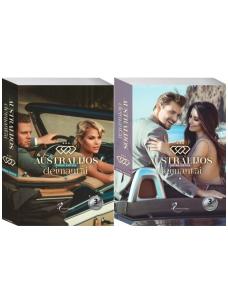 Dviejų knygų serija Australijos deimantai (2 knygos) (Leidykloje pasirodys 02.20)