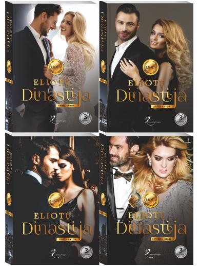 Eliotų dinastija (4 knygos)