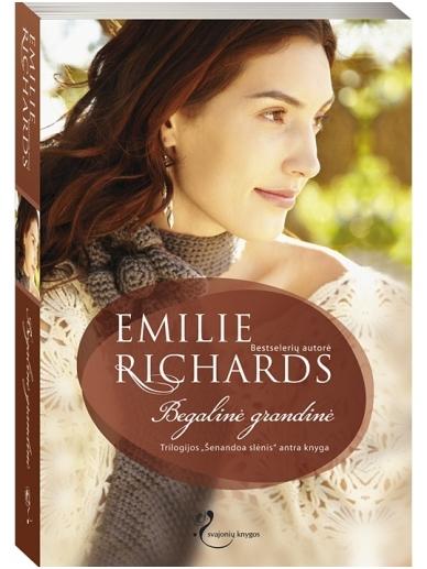Emilie Richards. Begalinė grandinė (2 knyga)