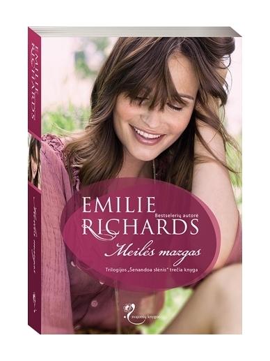 Emilie Richards. Meilės mazgas (3 knyga)
