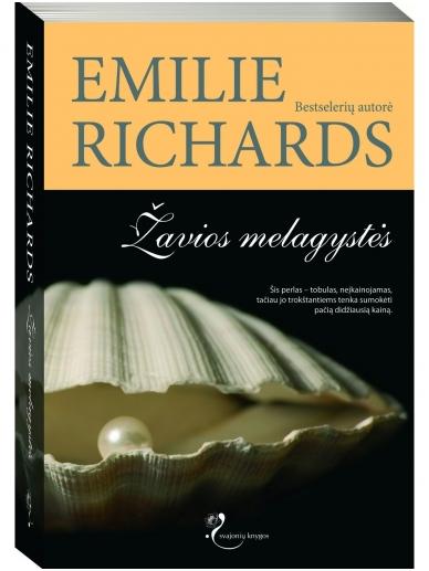 Emilie Richards. Žavios melagystės