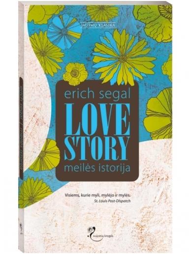 Erich Segal. Meilės istorija (LOVE STORY)