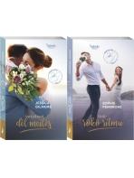 Jessica Gilmore. Sophie Pembroke. Vestuvių sala. (2 knygos)