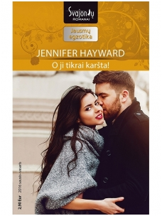 Jennifer Hayward. O ji tikrai karšta (2016 sausis–vasaris)