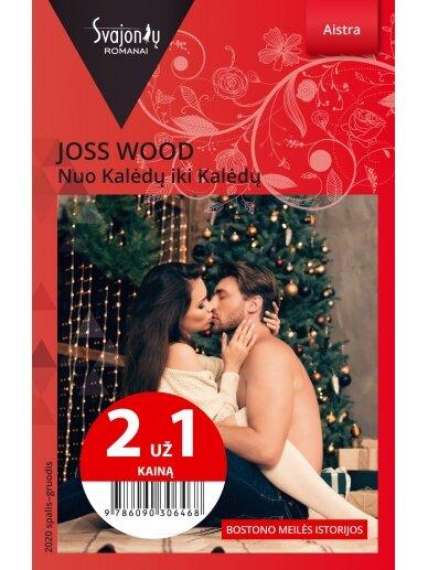 Joss Wood. Nuo Kalėdų iki Kalėdų (2020 spalis-gruodis)