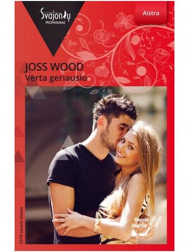 Joss Wood. Verta geriausio (2018 sausis–kovas)