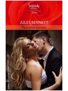 Jules Bennett. Pasiryžęs laimėti (2012 lapkritis–gruodis)