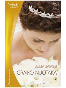 Julia James. Graiko nuotaka
