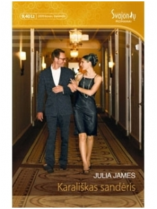 Julia James. Karališkas sandėris
