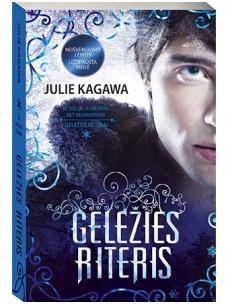 Julie Kagawa. Geležies riteris (4 knyga)