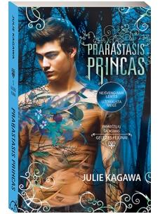 Julie Kagawa. Prarastasis princas (5 knyga) (Leidykloje pasirodys 02.20)