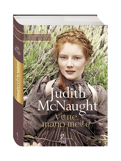 Judith McNaught. Vitne, mano meile