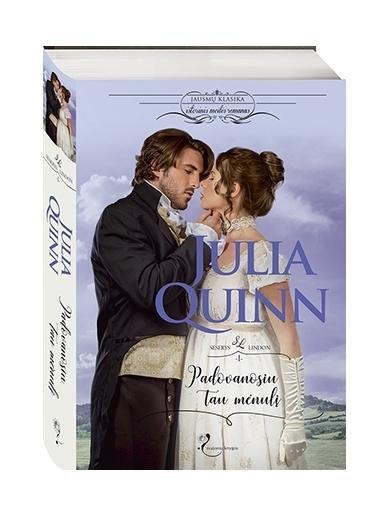 Julia Quinn. Padovanosiu tau mėnulį (1 knyga)