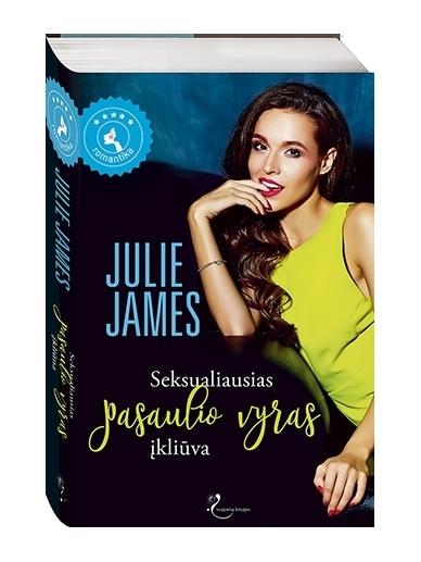 Julie James. Seksualiausias pasaulio vyras įkliūva