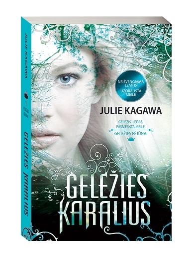 Julie Kagawa. Geležies karalius (1 knyga)