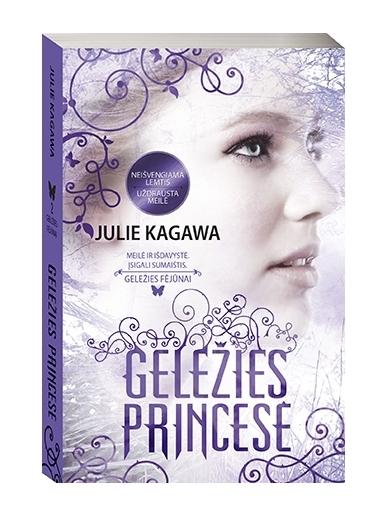 Julie Kagawa. Geležies princesė (2 knyga)
