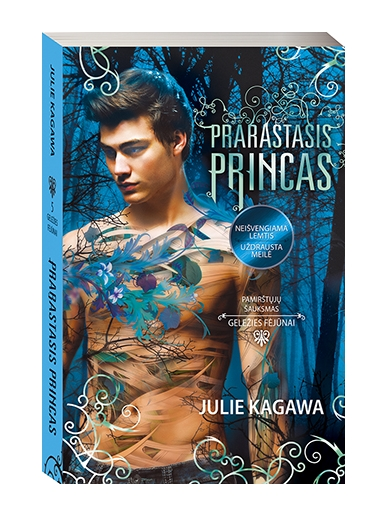 Julie Kagawa. Prarastasis princas (5 knyga)