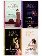 Nora Roberts. Karališkoji Kordinos šeima (4 knygos)