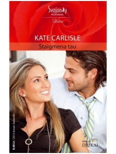 Kate Carlisle. Staigmena tau (2012 kovas-balandis)