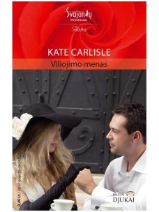 Kate Carlisle. Viliojimo menas (2012 gegužė-birželis)