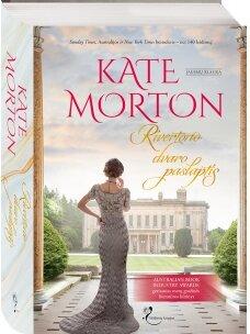 Kate Morton. Rivertono dvaro paslaptis (Knyga su defektais)