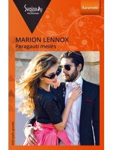 Marion Lennox. Paragauti meilės (2020 spalis-gruodis)