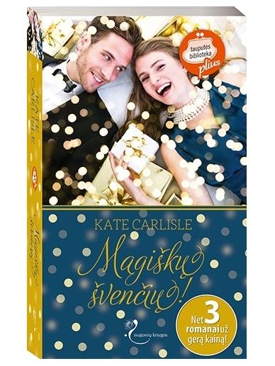 Kate Carlisle. Magiškų švenčių!