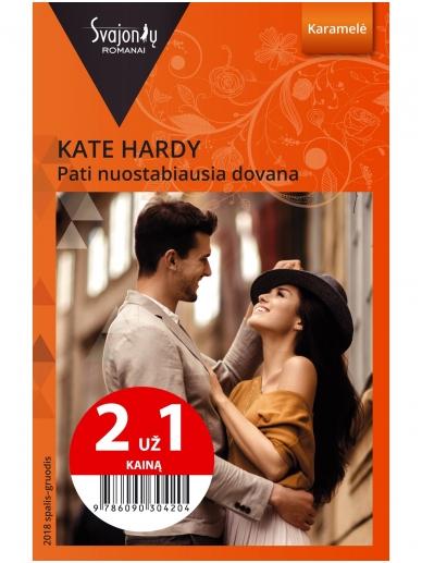 Kate Hardy. Pati nuostabiausia dovana (2018 spalis–gruodis)