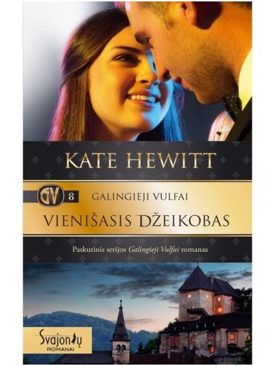 Kate Hewitt. Galingieji Vulfai. Vienišasis Džeikobas (8 knyga)