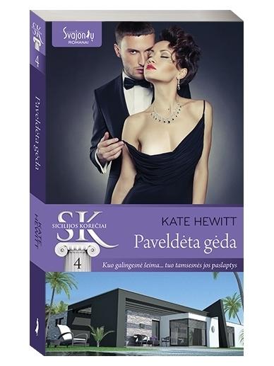 Kate Hewitt. Paveldėta gėda (4 knyga)