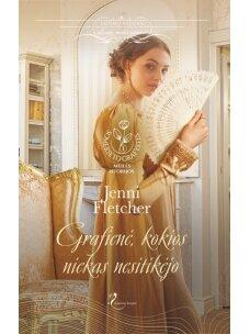 Lara Temple. Drąsus pažadas (Trečia knyga)