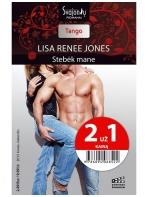 Lisa Renee Jones. Stebėk mane (2015 kovas–balandis)