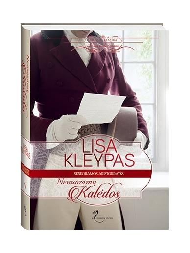 Lisa Kleypas. Nenuoramų Kalėdos (5 knyga)