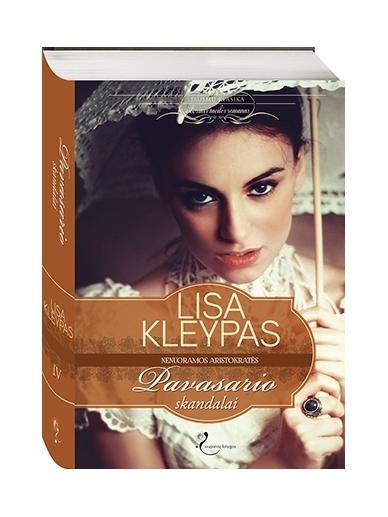 Lisa Kleypas. Pavasario skandalai (4 knyga)