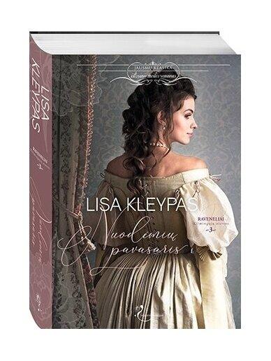 Lisa Kleypas. Nuodėmių pavasaris (Trečia knyga)